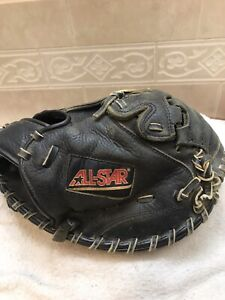 """All Star CM1010BT 32"""" Young Pro Series Youth Baseball Catchers Mitt Right Throw"""