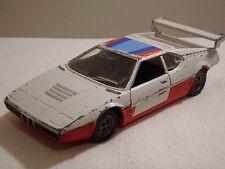 BMW M1 - POLISTIL  - SN04 1-81 - SCALA 1:25 - ANNI '80