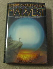 The Harvest by Robert Charles Wilson, Signed First Edition