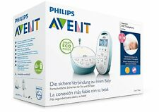 Philips Avent SCD560/00 digital baby monitor with technology DECT LCD light
