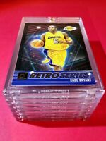 Kobe Bryant DONRUSS RETRO SERIES SPECIAL INSERT LAKERS INVESTMENT CARD - Mint!