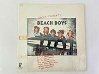 Beach Boys Wow Great Concert Vinyl LP Record Album Pickwick Capital