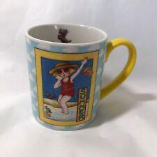 Mary Engelbreit Summer Coffee Mug Tea 12 oz