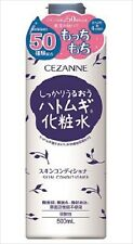 CEZANNE Skin Conditioner Moist with Adlay (Hatomugi) 500 ml Toner JAPAN F/S