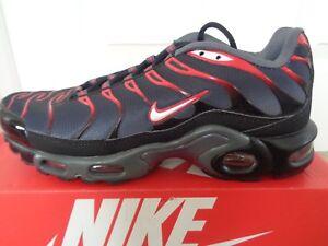 Nike Air Max Plus trainers sneakers 852630 002 uk 6.5 eu 40.5 us 7.5 NEW+BOX