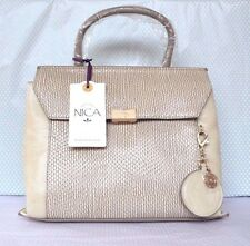 Nica Fiorelli Clio Cream Mix Grab/Multiway Shoulder Bag BNWT RRP £55 New!