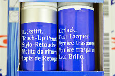 GENUINE Vauxhall TOUCH UP PAINT KIT - STAR SILVER 3 157 / 2AU - NEW - 9200119