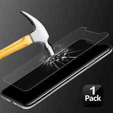 for iPhone 11 X Tempered-Glass Screen Guard with 3X Stronger, No Side Bezel, Lot