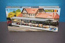 RF13] FALLER 222164 N Gauge Platform Kit New Boxed Sealed