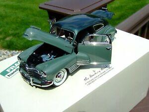 Danbury Mint 1/24th 1948 Chevrolet Fleetline Aerosedan---BOX-EXCELLENT--