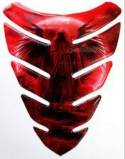 Grim Reaper Moon Red 3D Gel Resin Tank Pad