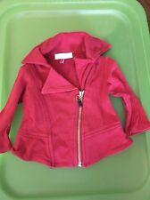 luna luna copenhagen Red Jacket 3-6mo Nwt $135