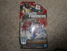 Hasbro Transformers Fall of Cybertron FOC Starsceam, MIP
