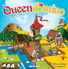 Queendomino, Boardgame, New by Blue Orange, Multilingual Edition