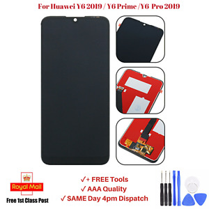 Display For Huawei Y6 2019 MRD-LX1 Replacement Touch Screen Assembly Digitizer