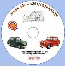 Il compagno di AUSTIN A30 A35 DVD ROM