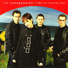 CD SINGLE promo the CRANBERRIES time is ticking out EU 2001 2-TRACKS