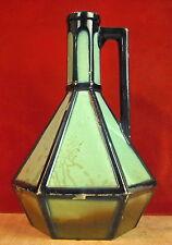 Pichet ou pot années 30 art déco par P Garnier Enghien France Pitcher or pot