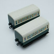 X2 Green Express Coaches Shuppatsu Shinkou Series 1991 made in japanVery Rare