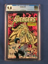 MARVEL COMICS CGC 9.8 THE AVENGERS 238 12/83 WHITE PAGES