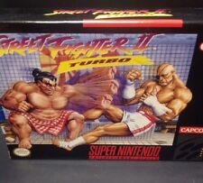 Street Fighter II: Turbo (Super Nintendo, 1993)