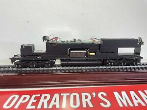 SCALETRAINS Ho Scale Model Train Powered Diesel Locomotive Chassis DCC Ready