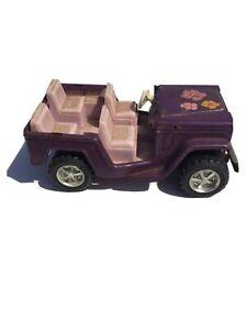 Buddy L Purple Jeep.