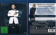 James Bond 007: SPECTRE --- Blu-ray --- Daniel Craig --- Christoph Waltz ---