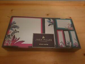 Sara Miller Tahiti Sticky Notes Index Tabs Memo Stationery