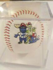 Wilmington Blue Rocks Baseball MASCOT BALL Moose, Pickle, Rubble, Rare, HTF item