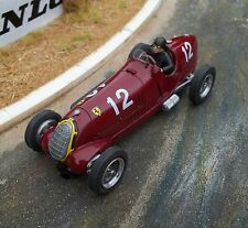 Probuild 1/32 SLOT CAR C1936 ALFA ROMEO 8C # 12 DONINGTON GP R.SEAMAN M / B
