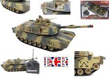 Tanques y vehículos militares
