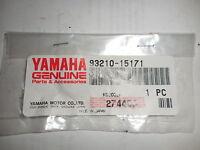 NOS Yamaha OEM O Ring YZ125 SR400 XV17 TT600 XT550 XS850 TX750 93210-15171-00