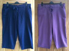 Evans Linen Plus Size Shorts for Women