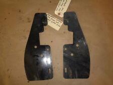 2001 Polaris Sportsman 500 H.O 4x4 OEM Front Fender Inner Mud/Splash Guards