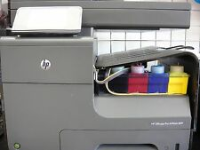 HP 970 971 Genuine Ink Cartridge 2 Liter CISS-x476dn x476dw x576dw (Easy Refill)