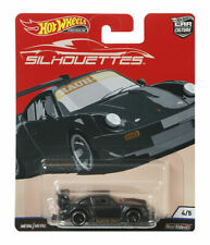 Hot Wheels Car Culture 2019 Silhouettes - RWB Porsche 930 - # 4/5 - In Stock