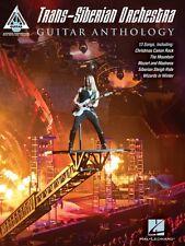 Trans-Siberian Orchestra Guitar Anthology Sheet Music Guitar Tablature 000150209