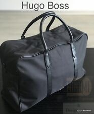 🆕💙💝💙Hugo Boss Mens Weekend Holdall Sports Gym Travel Bag Black NEW  SEALED 4f93ef9ca923c