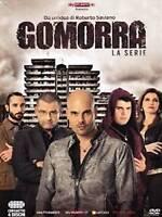 GOMORRA - STAGIONE 01  4 DVD  COFANETTO  SERIE-TV