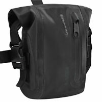 Oxford Aqua L1 Motorcycle Motorbike Leg Bag Black