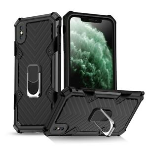 Magnetic Ring Case For iphone 12 11 Pro Max X XR XS Max 6 7 8 Plus Bumper Cover