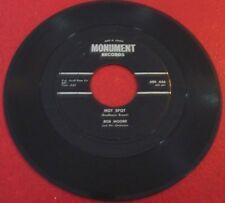 45 RPM Bob Moore Mexico + Hot Spot