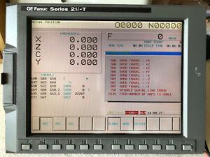 *** FANUC Panel contoller 21i-TA A02B-0247-B616 read ***