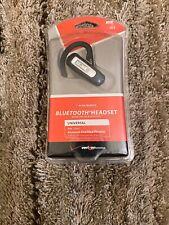 Verizon Wireless Plantronics Universal Bluetooth Headset Pbt222Z New
