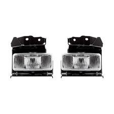 NEW FOG LIGHT PAIR FITS FORD EXPLORER XLT 1995-1997 1998 F87Z-15200-CA FO2592112