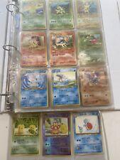 Pokemon Cards Japanese Pocket Monsters 1996 Lot1 Vintage Played Pokémon