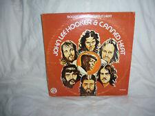 JOHN LEE HOOKER & CANNED HEAT- Boogie with Hooker 'N' Heat,  Trip, TSX-3501,1974