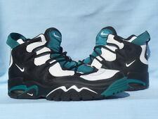 Vintage 1995 Nike Air Bowl Trainer Island Teal Rod Woodson OG Size 14