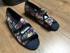 Pavers Ladies Womens Shoes Floral Sandals Size 9